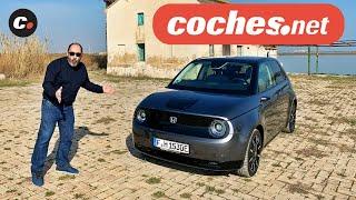 HONDA e 2020 Eléctrico | Primera prueba / Test / Review en español | coches.net