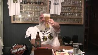 Beer Review # 739 Lost Coast Brewery Great White Witbier