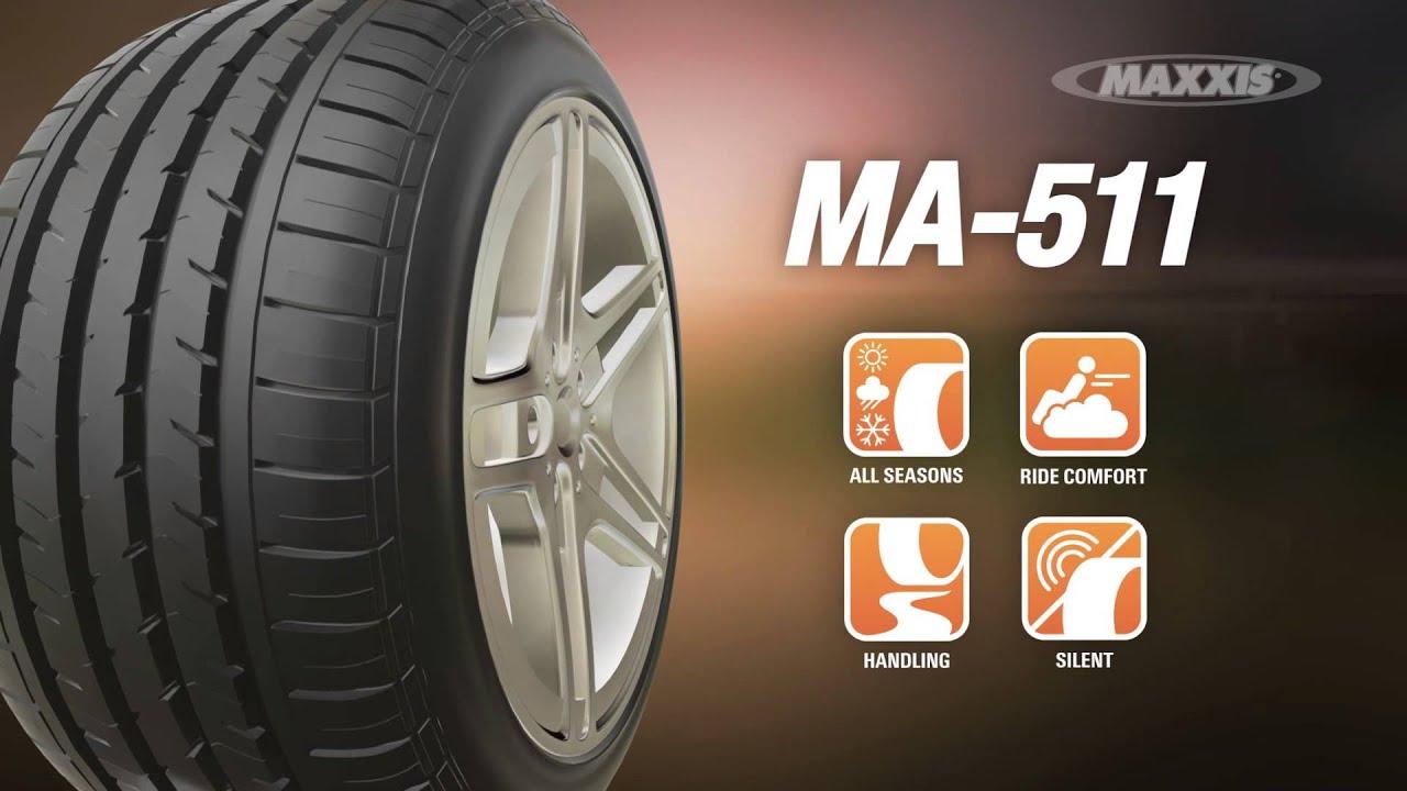 Maxxis MA-511 - YouTube
