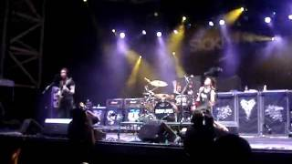 Sick Puppies: Your going down