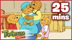The Berenstain Bears: Mama's New Job/Mighty Milton - Ep.2