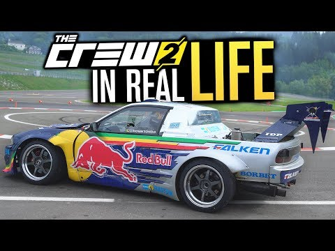 The Crew 2 In REAL LIFE! |