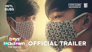 Boys' Lockdown | Ali King and Alec Kevin | Official Trailer [INTL SUBS]