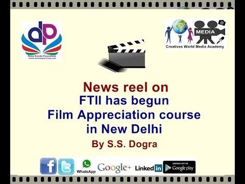 FTII Film Festival in Delhi