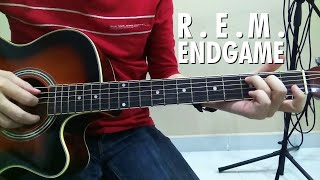 R.E.M. - Endgame (Acoustic Cover)