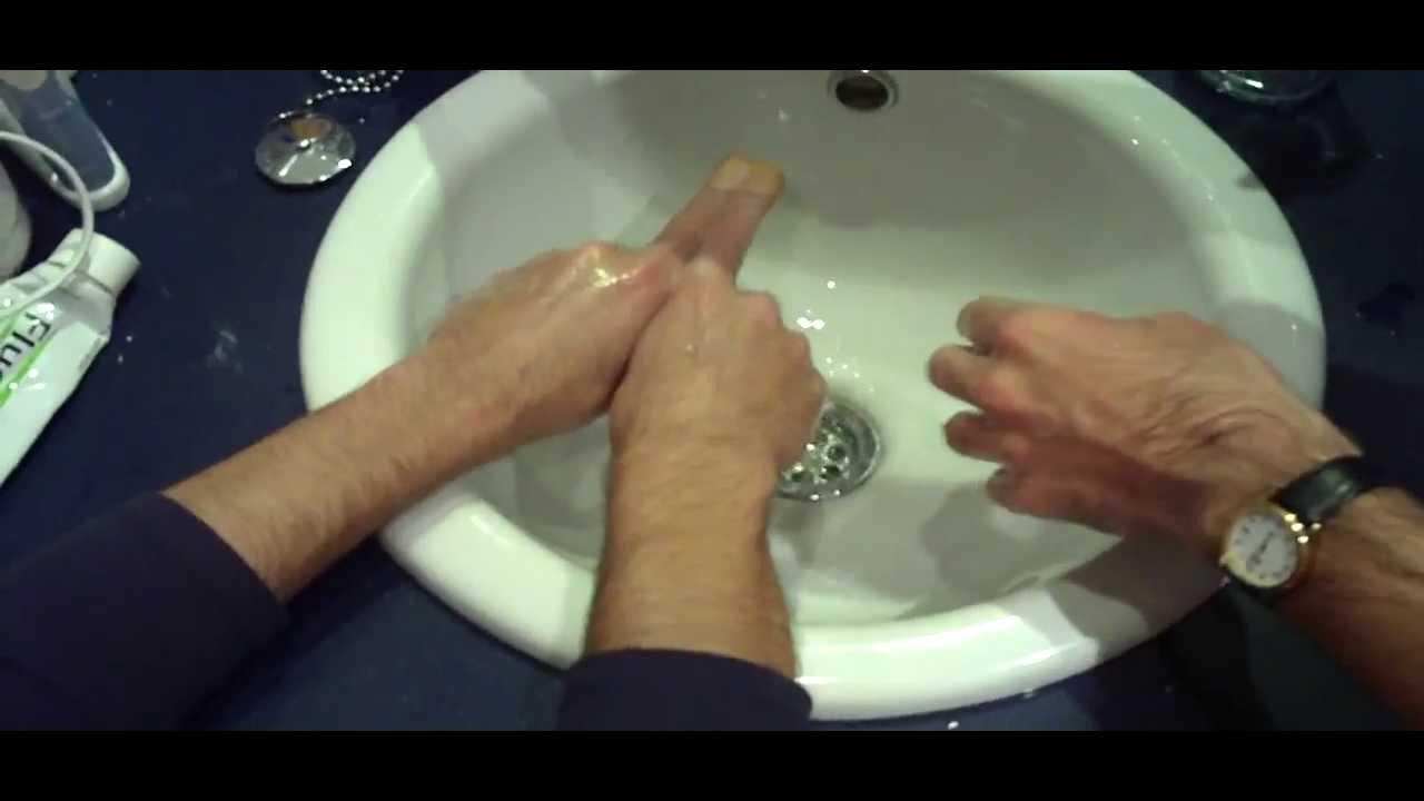 como bañarse el pene