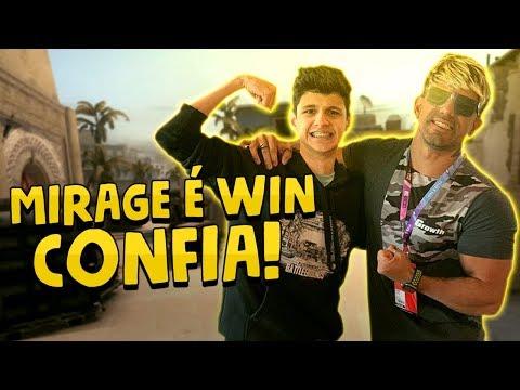 MIRAGE É WIN CONFIA ft Cabritoz & Marconha