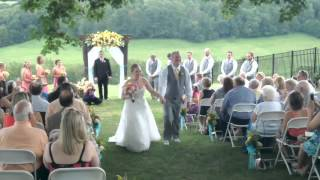 Sweet Wedding in New Wilmington, PA | Andrew & Leslie