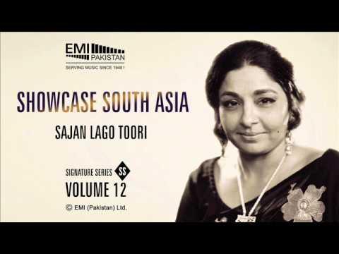 Sajan Lago Toori | Fareeda Khanum | Showcase South Asia - Vol.12