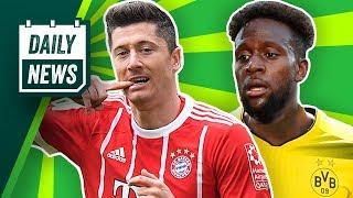 Origi zum BVB? Hertha holt Liverpool-Talent! Karius zu Beşiktaş? Hoeneß spricht wieder über Özil!