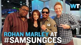 Inside the House of Marley with Rohan Marley | What's Trending LIVE
