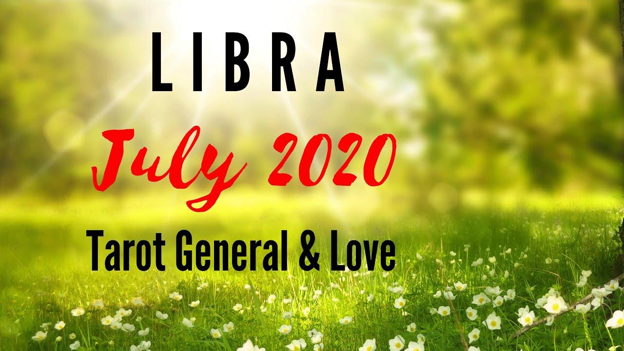 LIBRA Tarot JULY 2020 Hidup & Cinta   Bahasa Indonesia