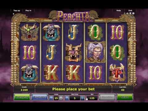 Обзор игрового автомата Perchta (Novomatic)