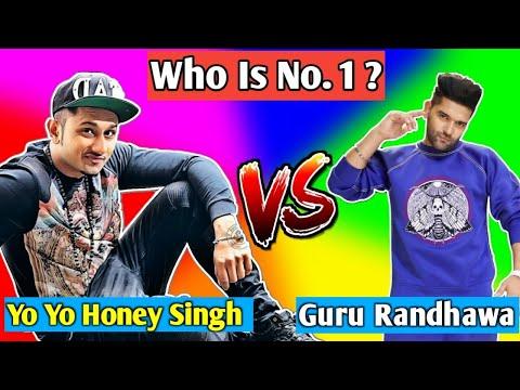 Guru Randhawa Vs Yo Yo Honey Singh | कौन हैं No. 1 | The Final Fact | Honey Singh
