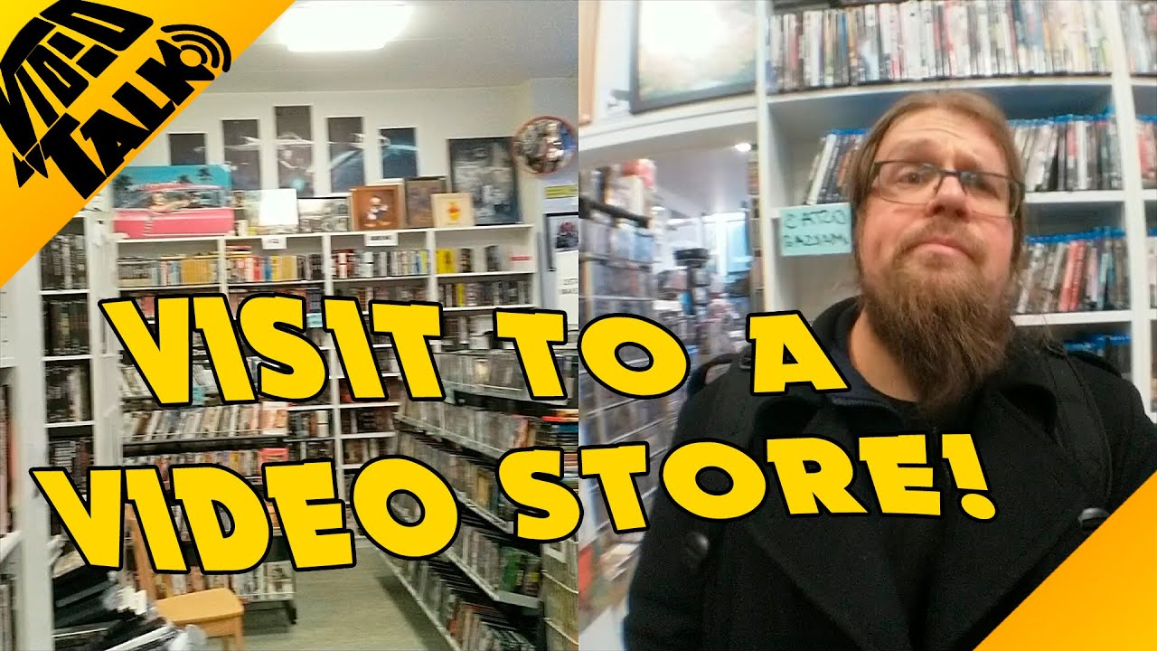 Download Five Star Movie Store: A Visit to an Actual Ground Floor Shop!