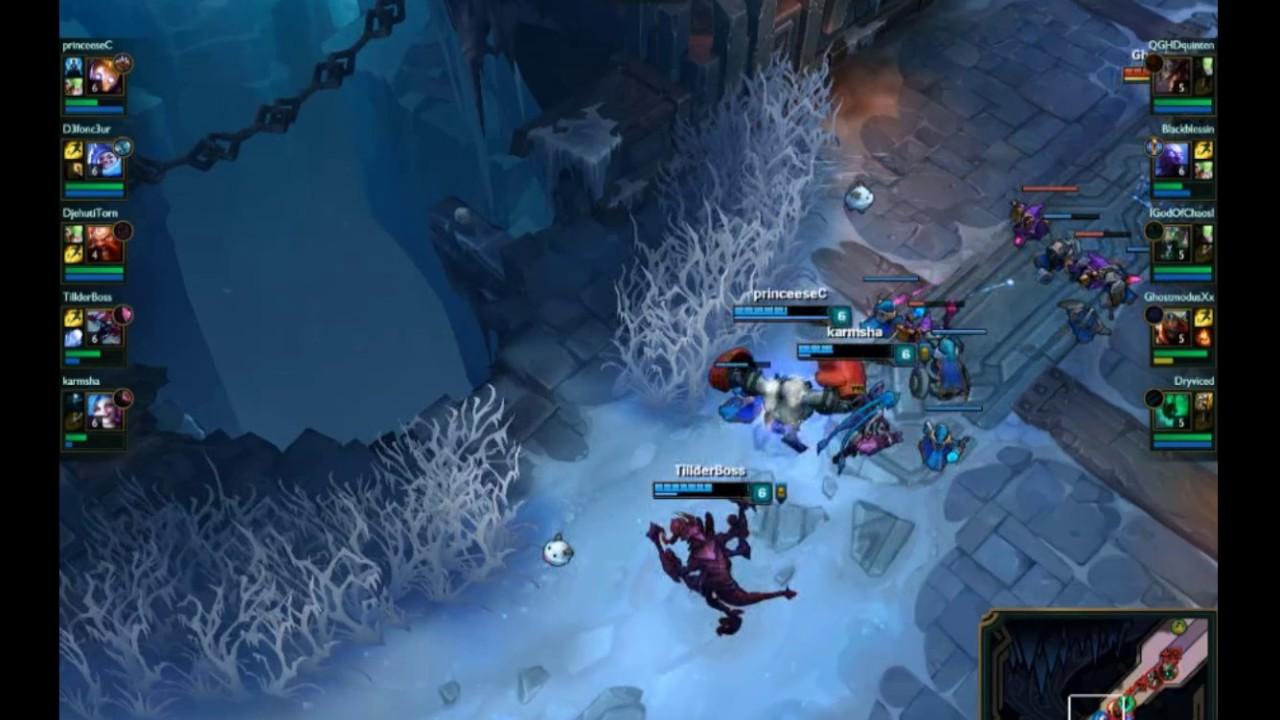 Nunu + ARAM - League of Legends Community