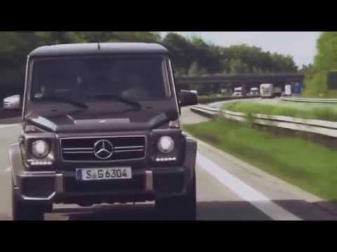 Mercedes Benz Gelandewagen AMG gelik YouTube (Гелик)