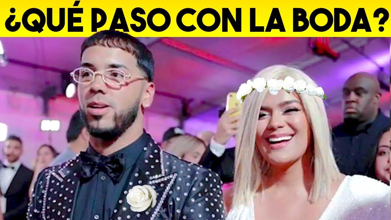 ¿QUÉ PASO CON LA BODA DE ANUEL AA Y KAROL G? CANCELADA | Real Hasta La Muerte 2020 | Narcos
