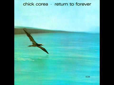 Chick Corea - Sometime Ago - La Fiesta W/Lyrics