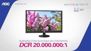 Monitor Led 18,5 POL E970SWNL AOC - Gimba.com