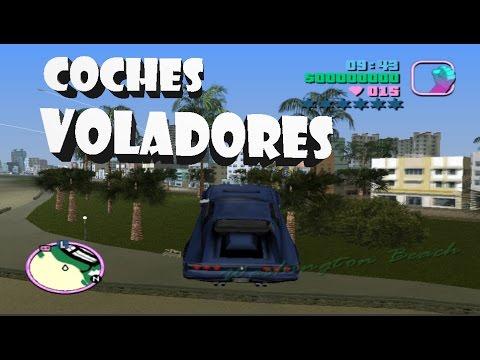 Coches Voladores Gta Vice City Ps2 12 Youtube