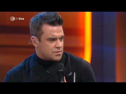 Robbie Williams - Candy & Interview about his family (100% LIVE @