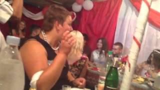 Свадьба как надо кричать горько