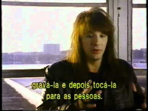 Bon Jovi - Keep The Faith Interviews