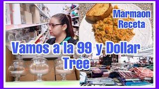 COMPRAS EN DOLLAR TREE/COMO HACER MARMAON/VAMOS AL PARQUE