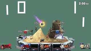 Super Smash Bros Ultimate - The Game - Little Mac vs Falco