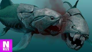 Die 10 Stärksten Wassertiere Aller Zeiten!
