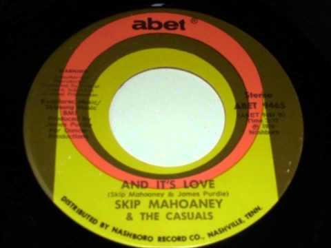 Skip Mahoaney & The Casuals - And It's Love baixar grátis um toque para celular