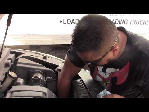 2010 GMC Buick Enclave Transmission Fluid Change