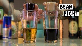 Bear Fight - Tipsy Bartender