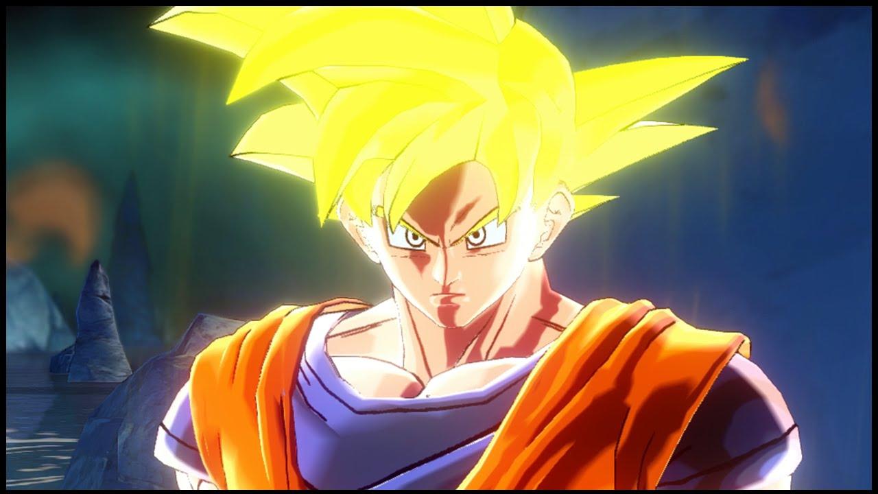 Goku 1 20super Saian Download: Dragonball Xenoverse: Golden Super Saiyan God Goku Mod
