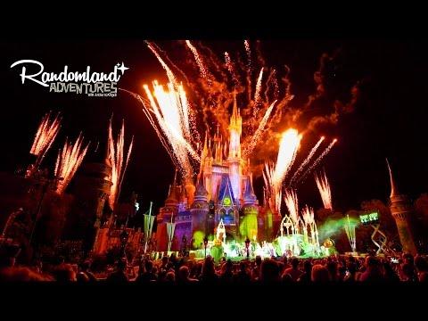 Halloween Party at Walt Disney World! Magic Kingdom Mayhem