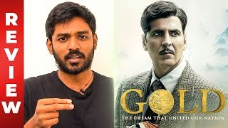 Gold Tamil Review by Maathevan | Akshay Kumar | MR 06