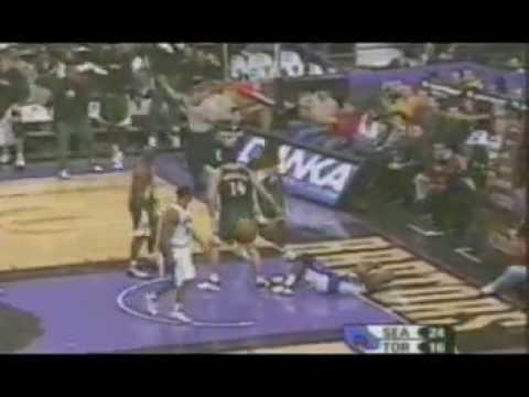 Vintage: Best Plays Of The 2002-2003 NBA Season