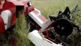 Rajkumar Agro Engineers Pvt Ltd-INDIA Introduces Paddy Harvester Mini Model