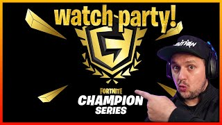 🔴FNCS WATCH PARTY SA INVICTUS LEON I CYTINUL (GIVEAWAY SVAKI 20 MINUTA!! IDEMO DO 60k)