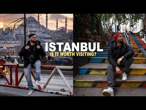 ISTANBUL TRAVEL VLOG – Is Kadıköy Worth Visiting?