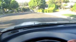 Part 2 - 1999 Mitsubishi Eclipse Coupe 2D - Test Drive