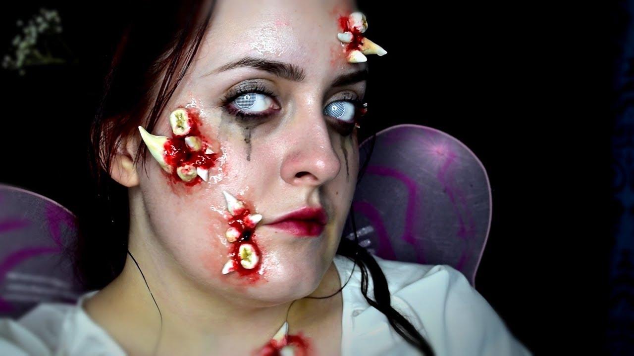The tooth fairy halloween makeup tutorial aj kane youtube the tooth fairy halloween makeup tutorial aj kane baditri Image collections