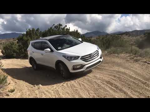 Hyundai off road journey