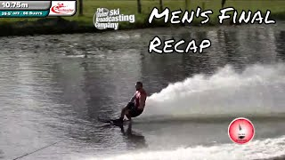Men's Final Recap - 2019 Swiss Pro Slalom