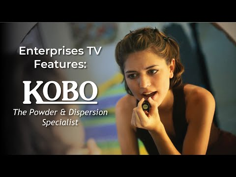 Kobo Products, The Powder & Dispersion Specialist