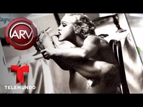 Critican a Belinda por un video acariciando a un león | Al Rojo Vivo | Telemundo