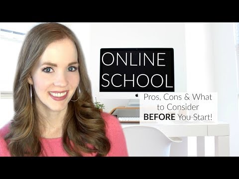 ONLINE & DISTANCE LEARNING HOMESCHOOLING | PROS & CONS OF ONLINE SCHOOL | CURRICULUM UPDATE