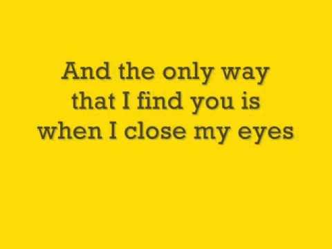 Bon Jovi - Every Beat Of My Heart Lyrics (unreleased)