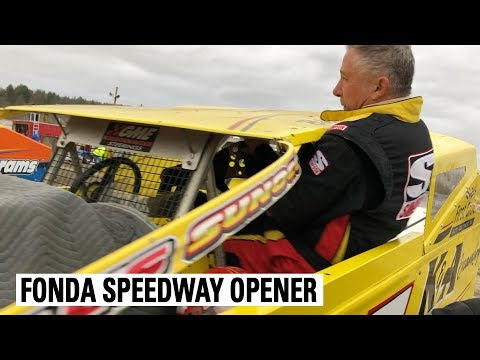 Dad Returns To Fonda Speedway